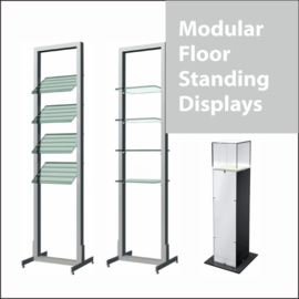 Modular Floor-Standing Displays
