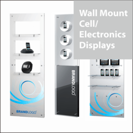 Wallmount Electronics Display Panels