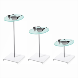 Cubo with Oval Sunglass Platform