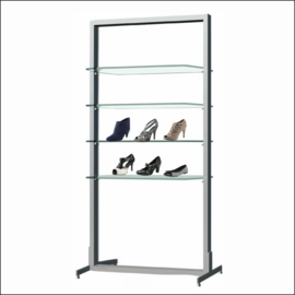 AR251 Shoe Display Shelf System