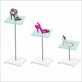 Cubo with Square Shoe Platform
