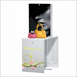 Free Standing Displays for Bag