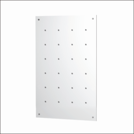 "Shoe Display Panel [POS-9-14] 35.5"" x 55"""