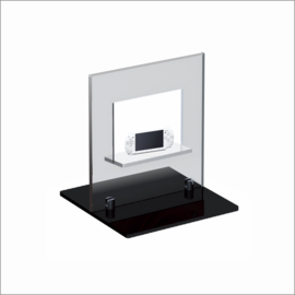 Windo-1 Counter Top Displays for Electronics