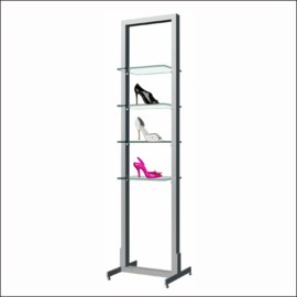 AR2 Shoe Display Shelf System