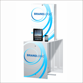 Free Standing Displays for Electronics SP6
