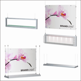 SX Hanging Window Modular Displays