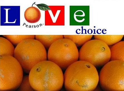 Love&#174 Choice Oranges