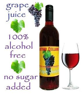 Non-Alcoholic Grape Juice