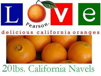 California Navel Oranges-20