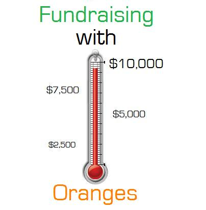 Fundraising With Oranges