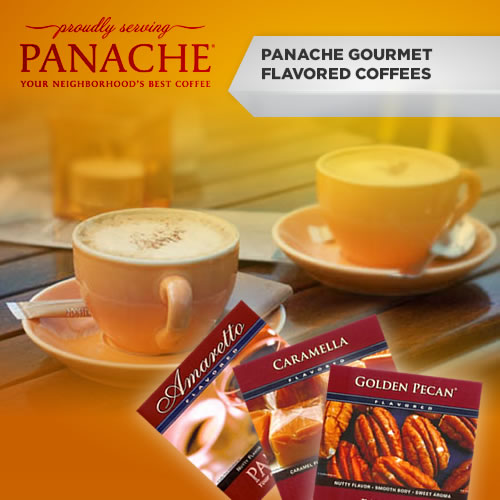 Panache Gourmet Flavored Coffees