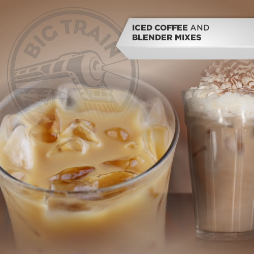 Big Train Ice Coffee & Blender Mixes