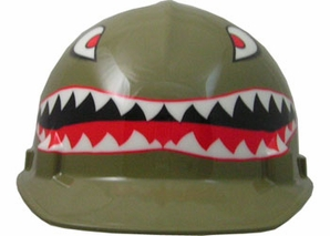 Flyboy Style Hard Hat
