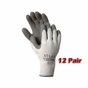Atlas Thermalfit Insulated Gloves (12 pair)