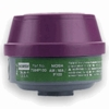 North 7584P100 Ammonia Cartridge & P100 Filter