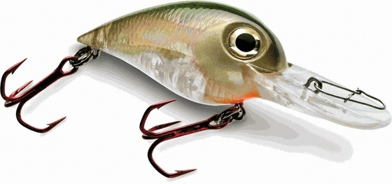 Storm lures wiggle wart madflash new colors for 2013 for Storm fishing lures