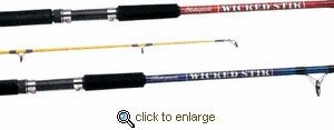 Shakespeare Wicked Stik Big Water Rods