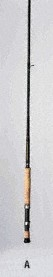 Shakespeare Big Water Ugly Stik Fly Rod