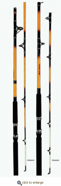 American premier nite stick premier catfish fishing rod series for Cat fishing pole