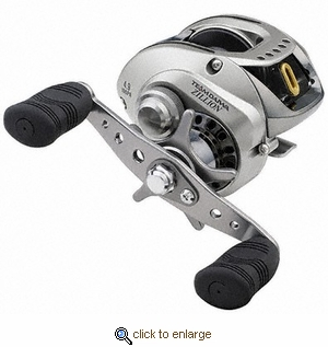Daiwa's Team Daiwa Zillion 4 9 High Power Baitcast Reel