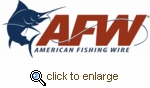 American Fishing Wire Swivels and Snelled Hooks  Made in the USA