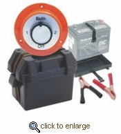 Battery and Electrical Accessories