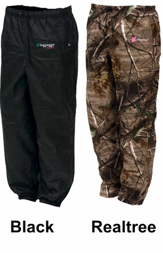 0284d7b74 Frogg Toggs Women's Pro Action Pant