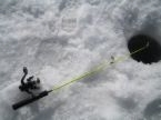 Ice Fishing Rods, Combos, and Accessories