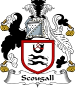Scougall Family Crest / Scougall Coat of Arms JPG Download