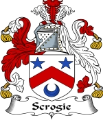 Scrogie Family Crest / Scrogie Coat of Arms JPG Download