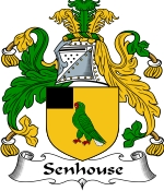 Senhouse Family Crest / Senhouse Coat of Arms JPG Download