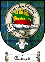 Cavers Clan Badge / Tartan FREE preview
