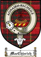 Macchlerich Clan Badge / Tartan FREE preview