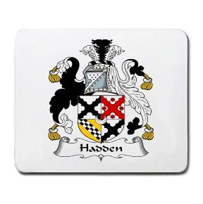 Hadden Coat of Arms Mouse Pad