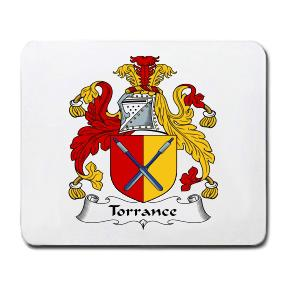 Torrance Coat of Arms Mouse Pad