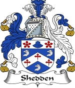 Shedden Family Crest / Shedden Coat of Arms JPG Download