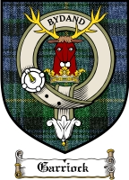 Garriock Clan Badge / Tartan FREE preview