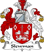 Slewman Family Crest / Slewman Coat of Arms JPG Download
