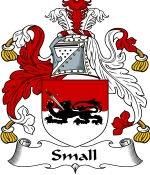 Small Family Crest / Small Coat of Arms JPG Download
