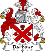 Barbour Family Crest / Barbour Coat of Arms JPG Download