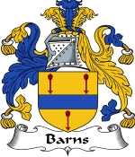 Barns Family Crest / Barns Coat of Arms JPG Download