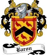 Baron Family Crest / Baron Coat of Arms JPG Download