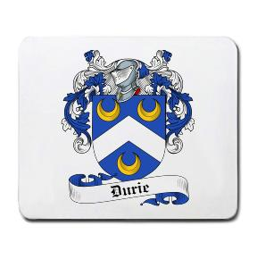 Durie Coat of Arms Mouse Pad