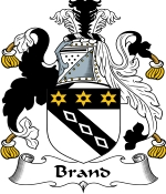 Brand Family Crest / Brand Coat of Arms JPG Download