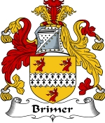 Brimer Family Crest / Brimer Coat of Arms JPG Download