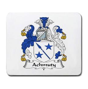 Achmuty Coat of Arms Mouse Pad