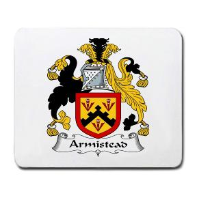 Armistead Coat of Arms Mouse Pad