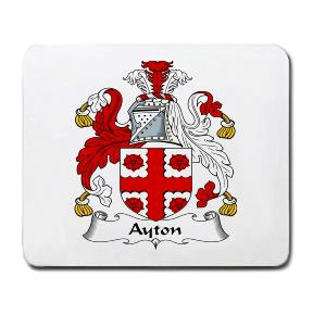 Ayton Coat of Arms Mouse Pad