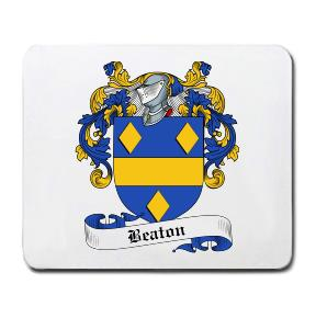 Barclay Coat of Arms Mouse Pad